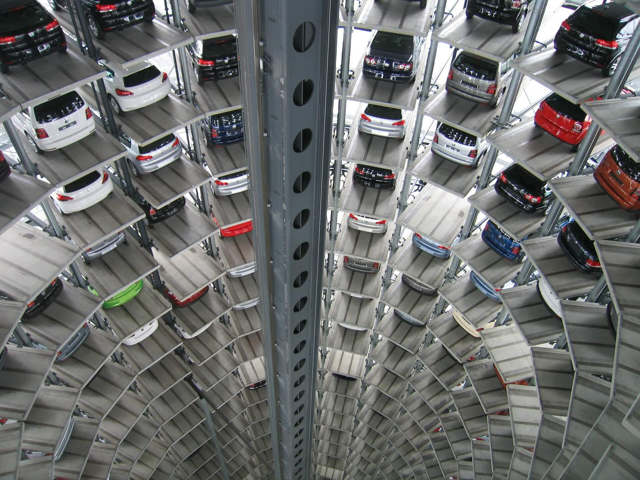 Audi Werbung Bild